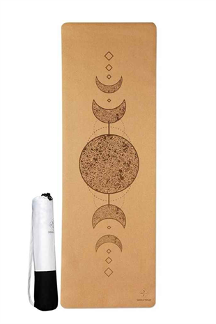 SEEKA Cork Series – Moon Yoga Ve Pilates Matı