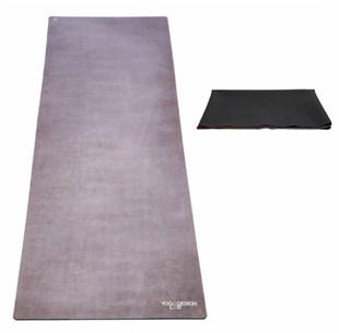 Travel Yoga Matı - Aegean Gray